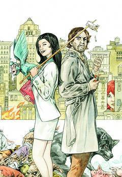 Fables - Vol 019 Snow White TP