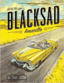 Blacksad Armarillo - HC