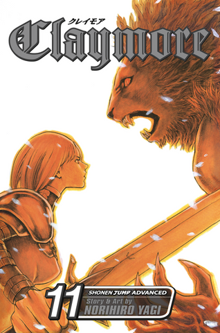 Claymore - Manga Volume 011