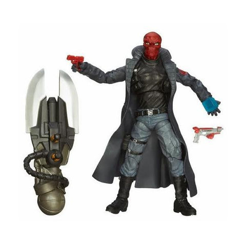 Captain America - Marvel Legends - Red Skull Figures