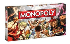 Street Fighter - Monopoly Game
