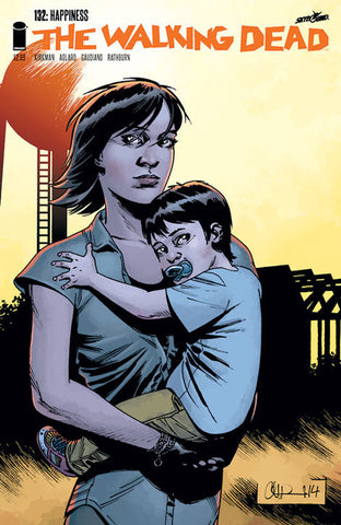 Walking Dead, The -  Issue #132