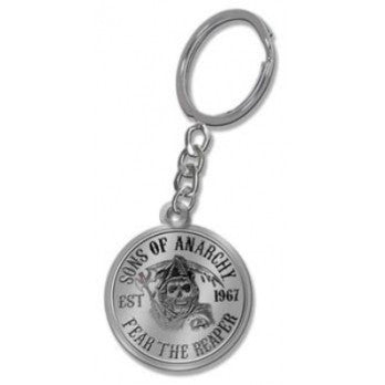Sons of Anarchy - Metal Key Ring