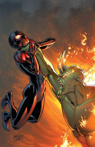 Miles Morales: The Ultimate Spider-Man - Issue #3