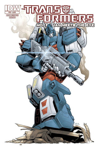 Transformers - More Than Meets The Eye Issue #34 Dawn of the Autobots