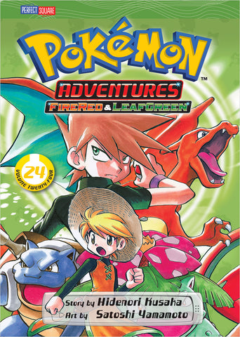Pokemon - Manga  Pokemon Adventures Vol 024