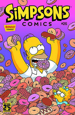 Simpsons, The - Issue #215