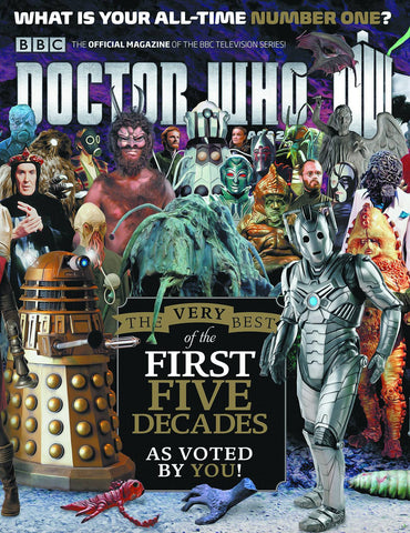 Doctor Who - Magazine Dec 2014 Issue #479