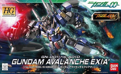 Mobile Suit Gundam -  1/144 HG Gundam Avalanche Exia Dash Model Kit