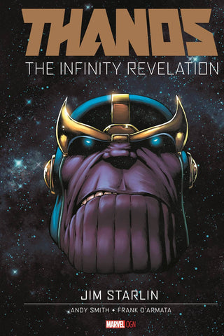 Thanos - The Infinity Revelation HC