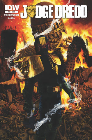 Judge Dredd - Issue #24