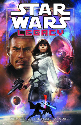 Star Wars - Star Wars Legacy Volume II Book 1 - Prisoner of the Floating World