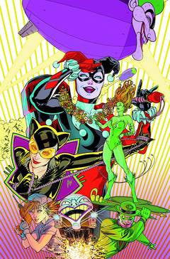 Gotham City Sirens - Vol 01 Sirens TP