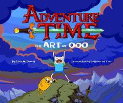 Adventure Time - The Art of OOO HC