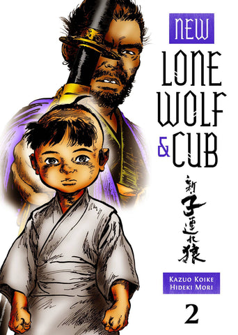 New Lone Wolf And Cub - Vol 02 TP