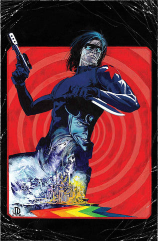 Bucky Barnes Winter Soldier - Issue #2