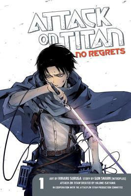 Attack on Titan - No Regrets VOL 1 GN