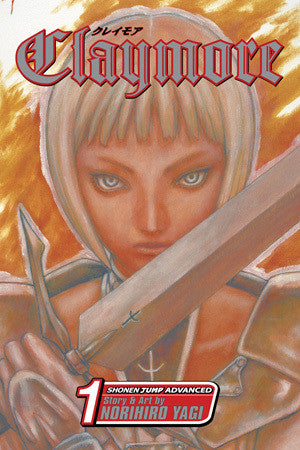 Claymore - Manga Volume 001