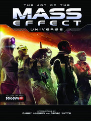 Art of the Mass Effect Universe, The - HC