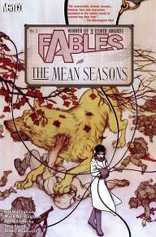 Fables - Comic Book Volume 005: The Mean Seasons