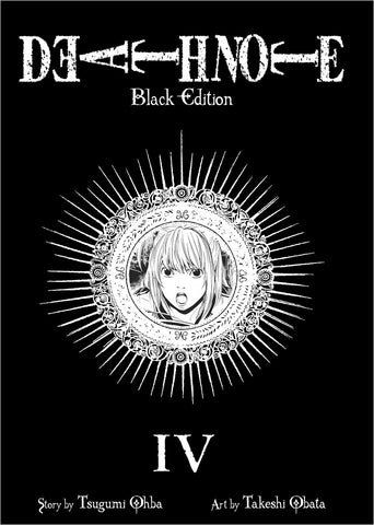 Death Note - Manga Black Edition Vol 004