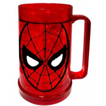 Spider-man  - Red Ezy Freeze Stein