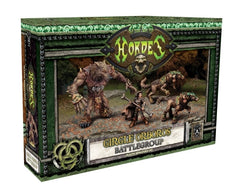 Hordes - Circle Orboros Battlegroup Plastic Miniatures Kit