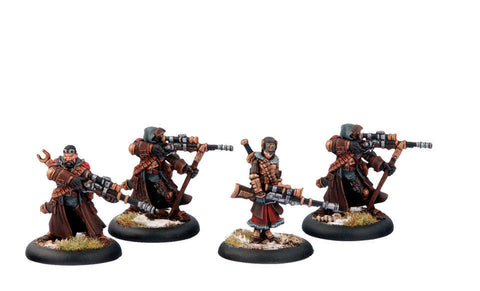 Warmachine - Khador Widowmaker Unit Box