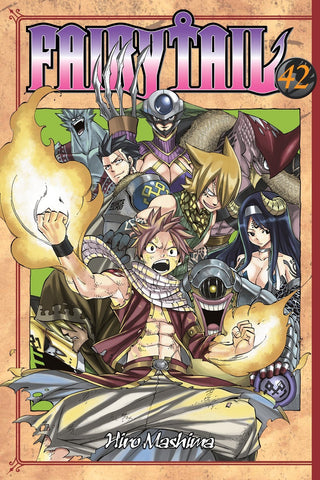 Fairy Tail - Manga Vol 042