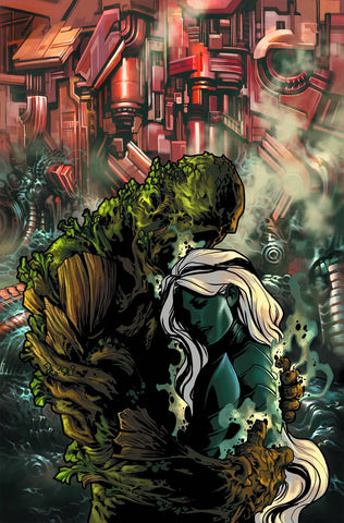 Swamp Thing - New 52 Issue #36