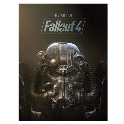 Fallout - The Art of Fallout 4 Hard Cover Book ***PRE-ORDER NOW***