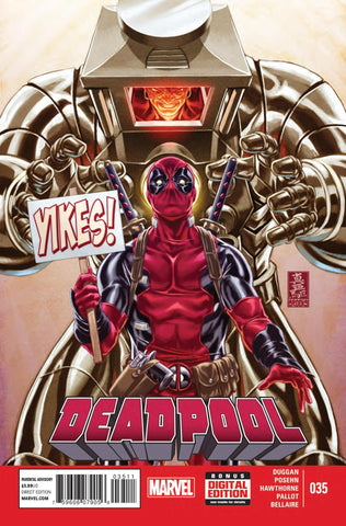 Deadpool - Issue #35