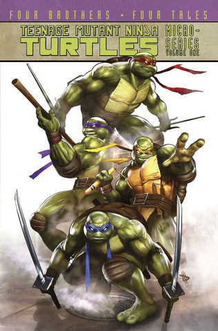 Teenage Mutant Ninja Turtles - Micro-Series Vol 1