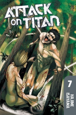 Attack on Titan - Manga Vol 007