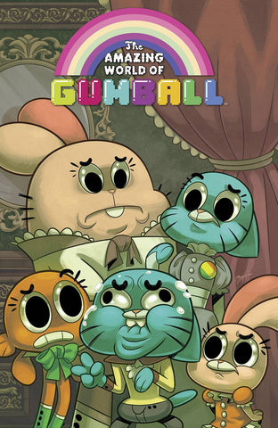 Amazing World Of Gumball, The - Issue #3