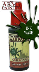 Army Painter - Wapaints Green Tone Ink Was
