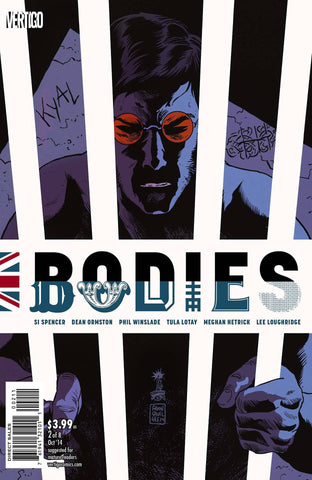 Bodies - Issue #2