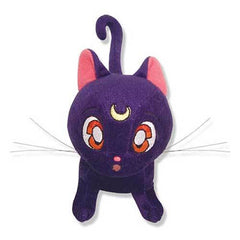 "Sailor Moon - Luna 6.5"" Plush"