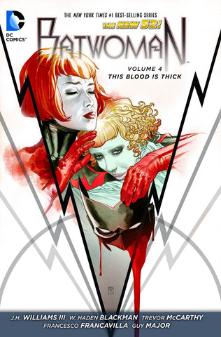 Batwoman - VOL 4 This Blood is Thick TP