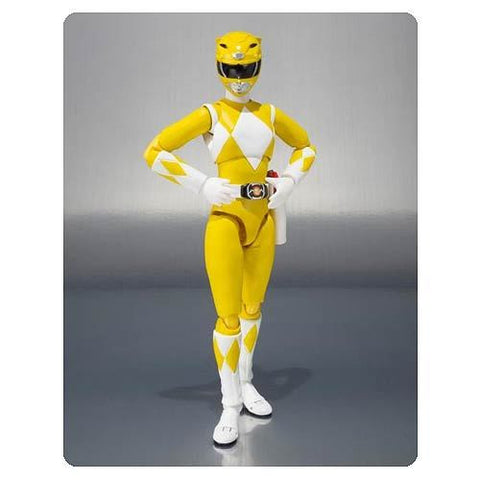 Power Rangers - Yellow Ranger S.H.Figuarts Figure