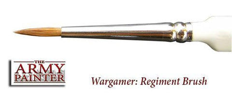 Army Painter - Wargamer Regiment Brush