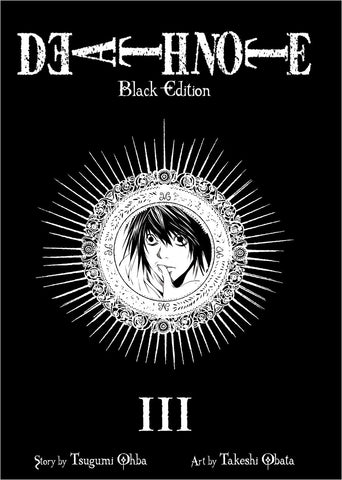 Death Note - Manga Black Edition Vol 003