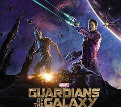 Guardians of the Galaxy - Art of the Movie - Slipcase HC