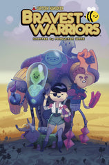 Bravest Warriors - Comic Issue #22
