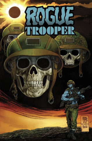 Rogue Trooper - Last Man Standing TP