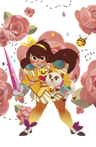 Bee And Puppycat - Issue #1 Phoenix Con EXCLUSIVE VARIANT COVER