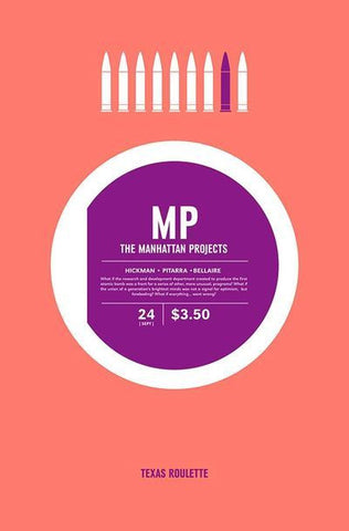 Manhattan Projects - Issue #24