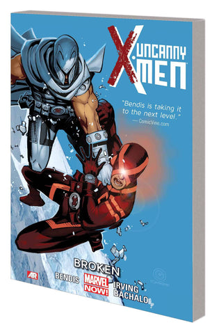 UNCANNY X-MEN - Broken Vol 02 TP