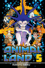 Animal Land - Manga Vol 005