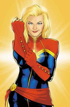 Captain Marvel - Hight Further Faster More VOL 1 TP